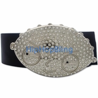 Bling Bling Stewie Face Guy Officially Licensed Belt Buckle