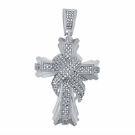 Bling Bling X Cross Hip Hop Pendant