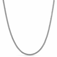 Cuban 3MM Chain Stainless Steel