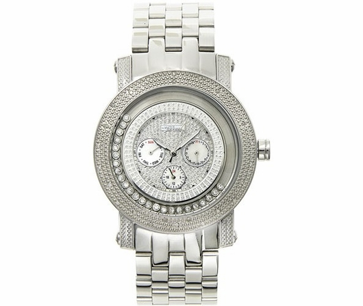 Floating Dial JoJino .25cttw Diamond Watch