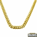 Gold .925 Sterling Silver Chains