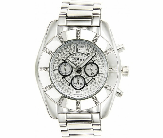 Hip Hop Diamond Watch Smooth Style Jojino