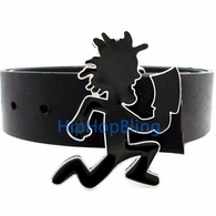 ICP Insane Clown Posse Black Enamel Hatchet Man Belt Buckle