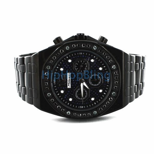 JoJino Black Diamond Watch Royal Edition