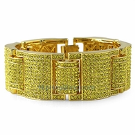 Lemonade Godfather Bling Bling Bracelet