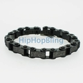 316L Diamond Hip Hop Jewelry