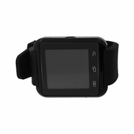 Touch Screen Black Smart Watch