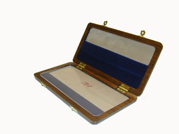 Alto Saxophone Reed Case for 10 reeds