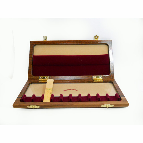 Clarinet Reed Case for 10 Reeds [Holder]