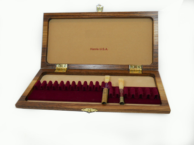 Combination Reed Case for Oboe and E. horn