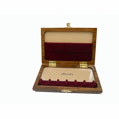 Saxophone Reed Case For 6 and 7 reeds (Alto)