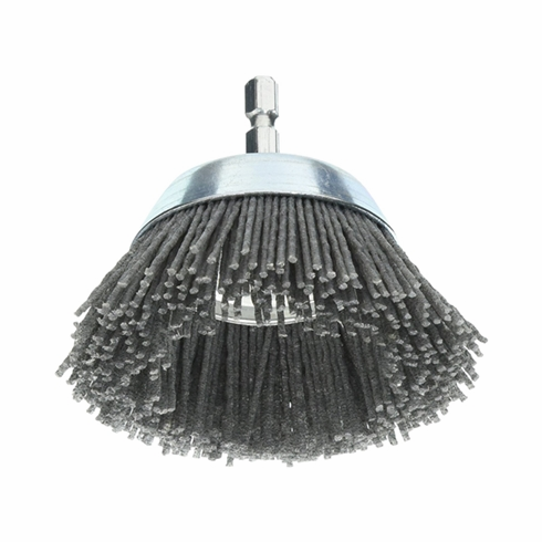 "2 1/2"" Cup Brush - Extra Coarse"