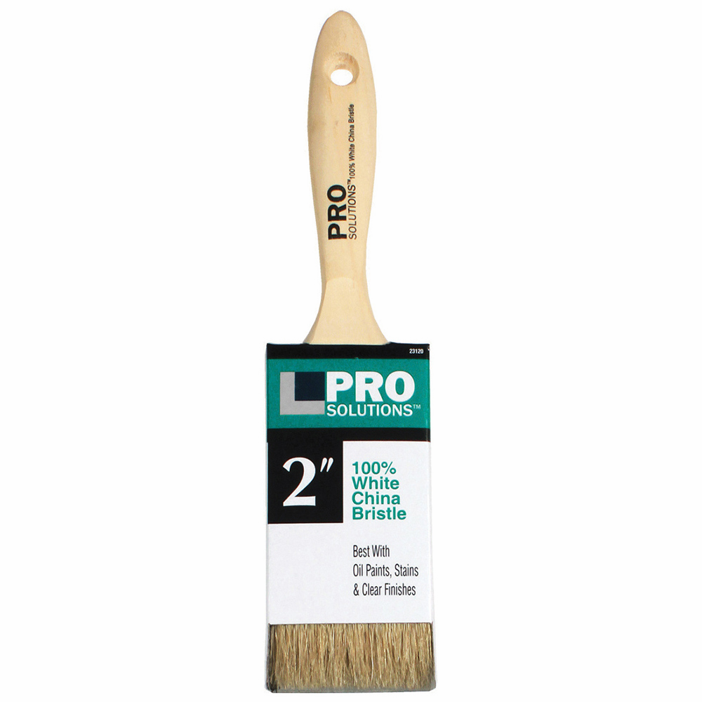 "2"" Pro Solutions Finishing Brush"