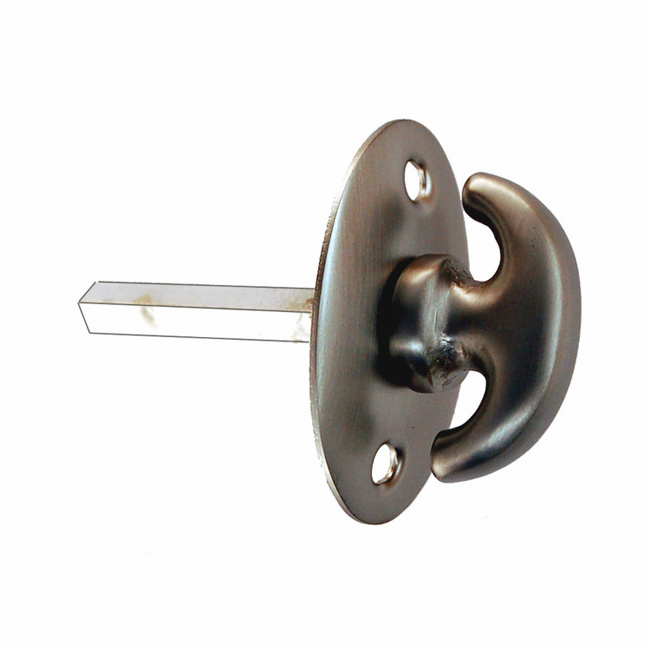 ARC52BN-Crescent Thumb Turn Brushed Nickel