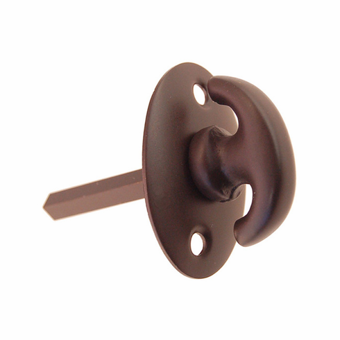 ARC52ORB-Crescent Thumb Turn Oil Rubbed Bronze