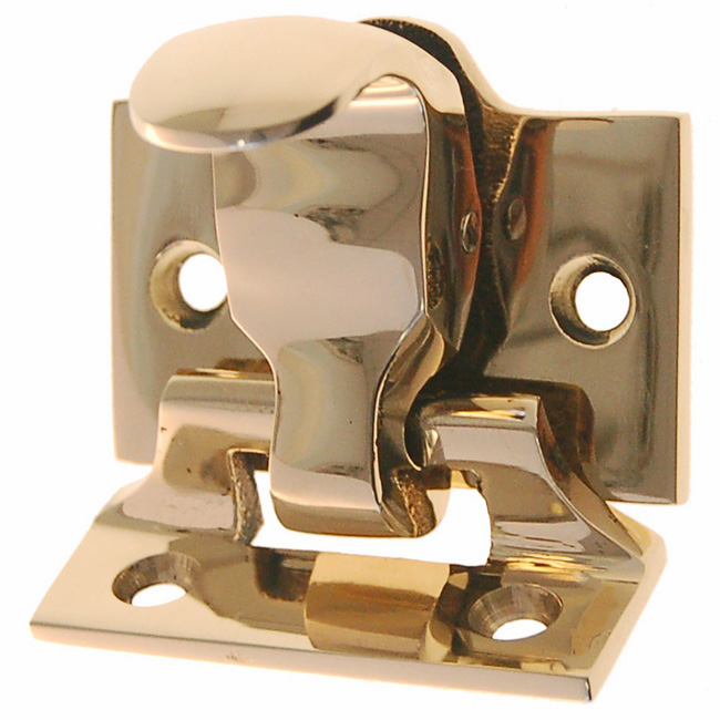 Brass Sash Lift & Lock