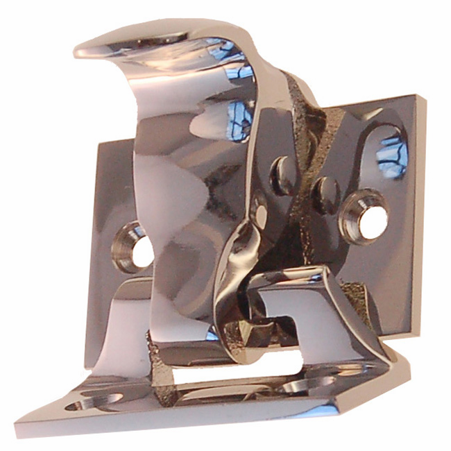 Nickel Sash Lock & Lift