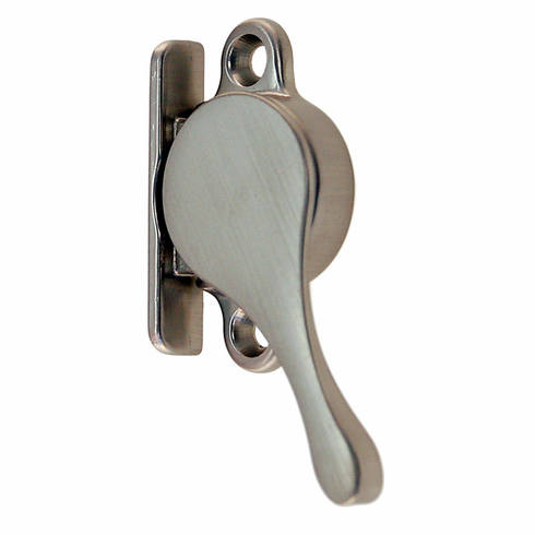 ARC62BN- Sash Lock for Double Hung Windows, Brushed Nickel