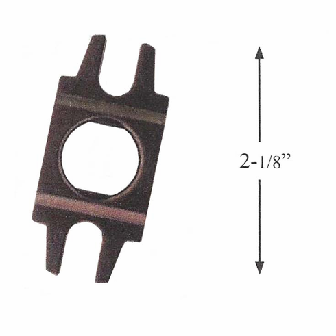 Latch Alignment Block
