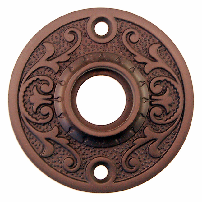 ARC72ORB- Small Rosette in Oil Rubbed Bronze