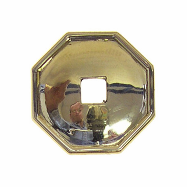 Back plate for a Pendant pull - Octagon