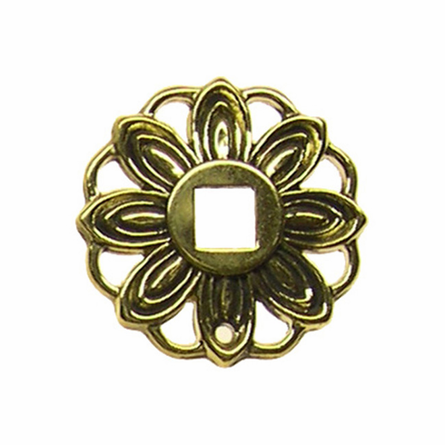 Back Plate for Pendant Pull - Daisy