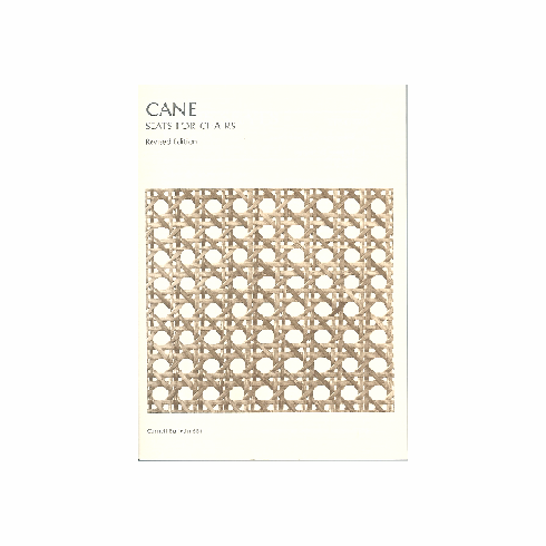 Book: Cane Seats for Chairs