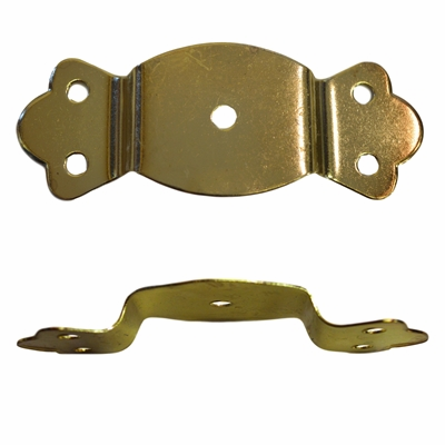 Brass Trunk Handle Loop - No Pin