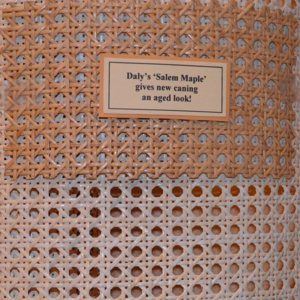 Cane Aging Stain