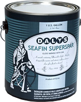 Daly's SeaFin SuperSpar Varnish (with UVA)