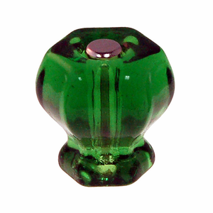Forest Green Knobs