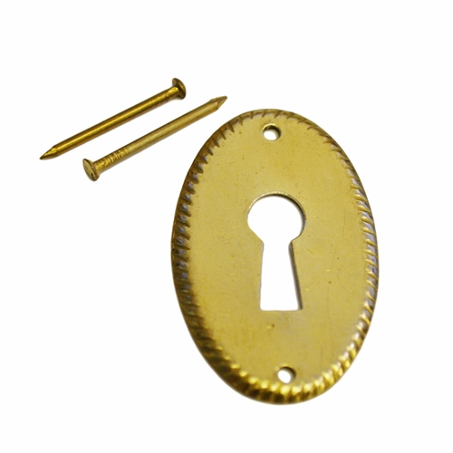 Keyhole Cover - Tall Oval