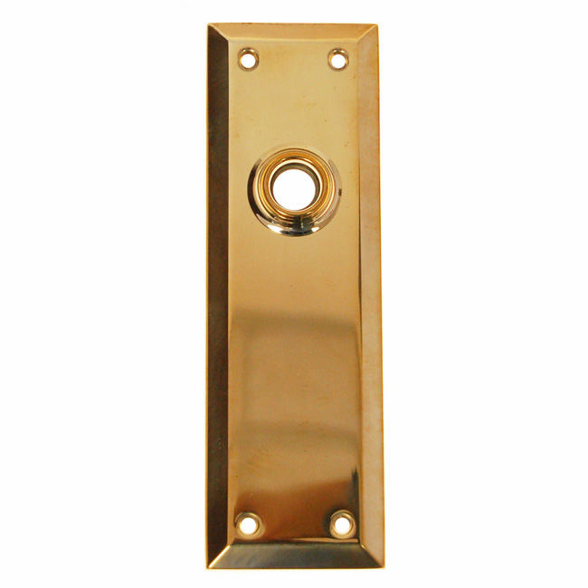 Lacquered Brass