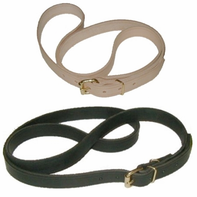 Leather Trunk Straps
