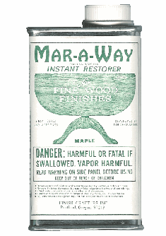 Mar-a-way: Maple, 8 oz.