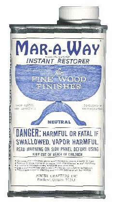 Mar-a-way: Neutral, 8 oz.