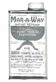 Mar-a-way: Oak, 8 oz.