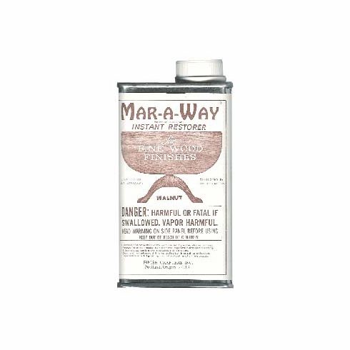 Mar-a-way: Walnut, 8 oz.