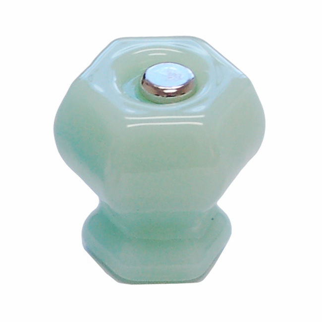 Milk Green (Jade) Knobs