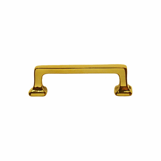 Mission Handle - Brass<BR> 2""
