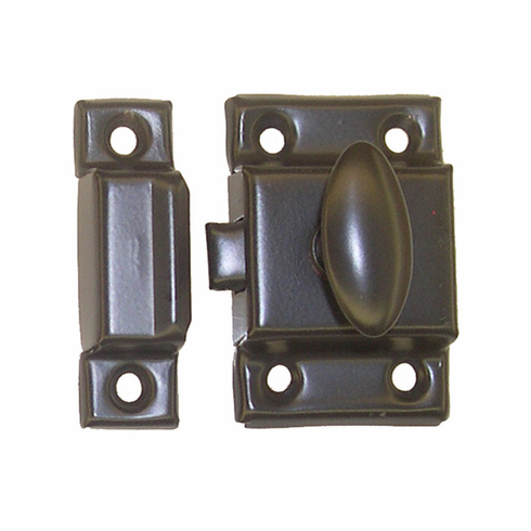 Oil Rubbed Bronze - Cupboard Latch