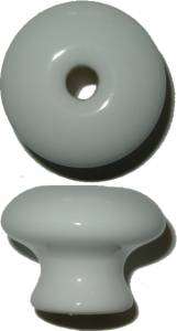 Porcelain Knobs Front-Mounting