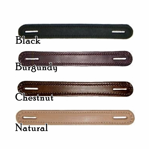 Premium Leather Trunk Handle ~ 4 colors to choose from