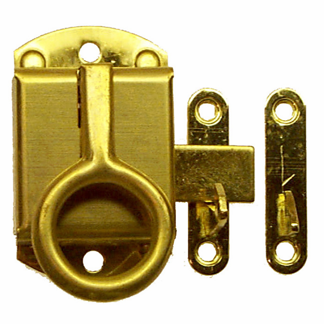 Ring Latches<BR>2 Finish Options