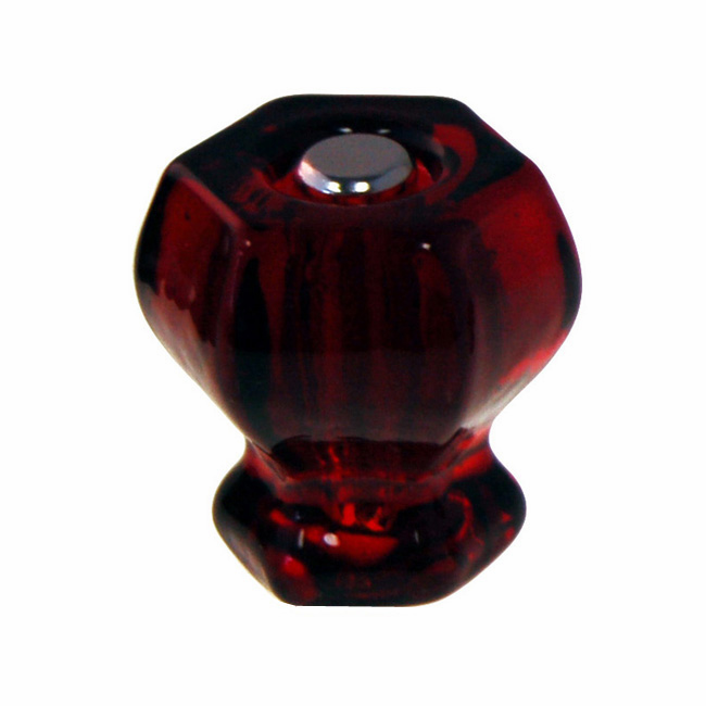 Ruby Red Knobs