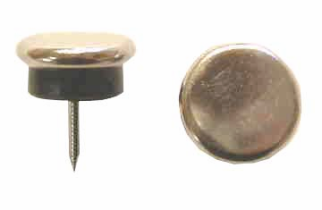 Steel Cushion Glides - 7/8""