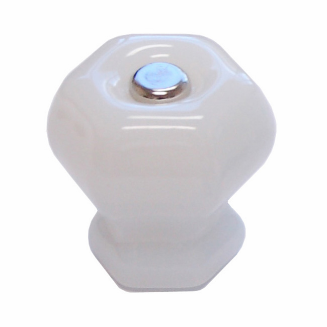 Translucent White Knobs
