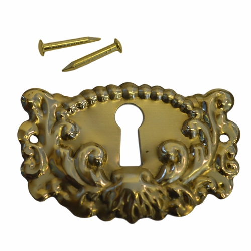 Victorian Keyhole Cover