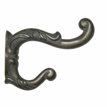 Victorian Style Cast Iron Coat Hook