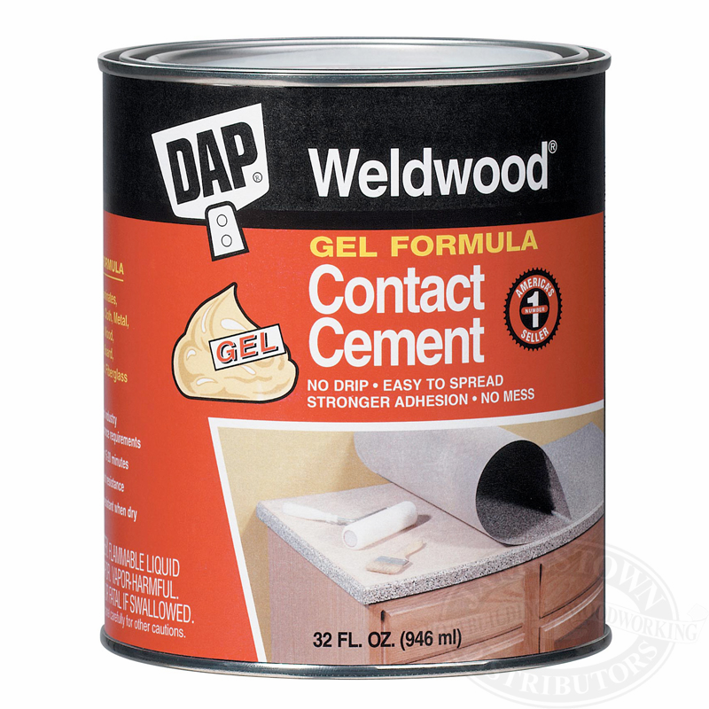 Weldwood Contact Cement-Quart